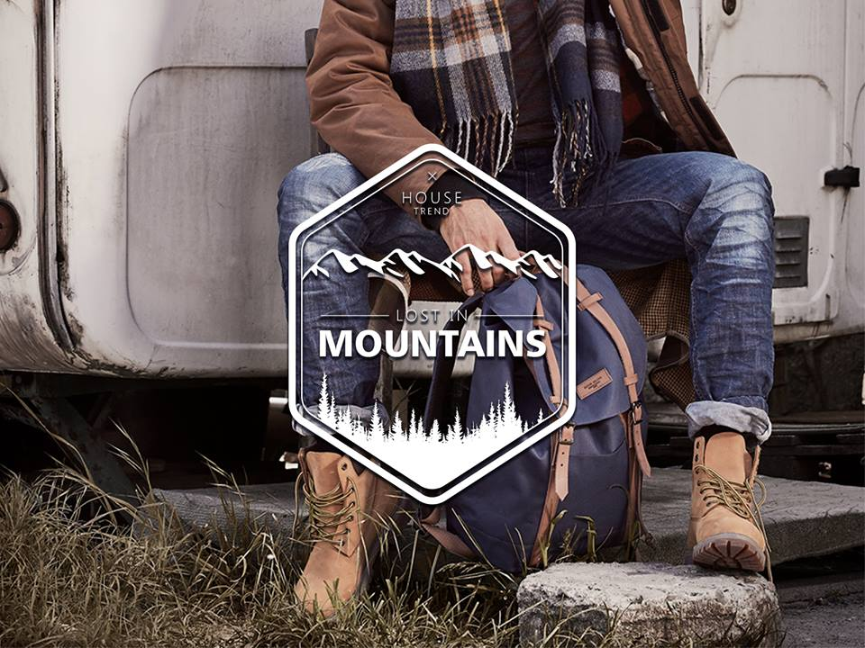 LOST IN MOUNTAIN - born to be wild