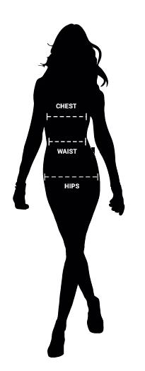 woman size