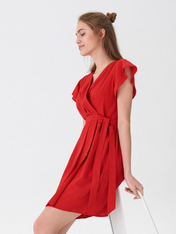 House Wrap Dresses