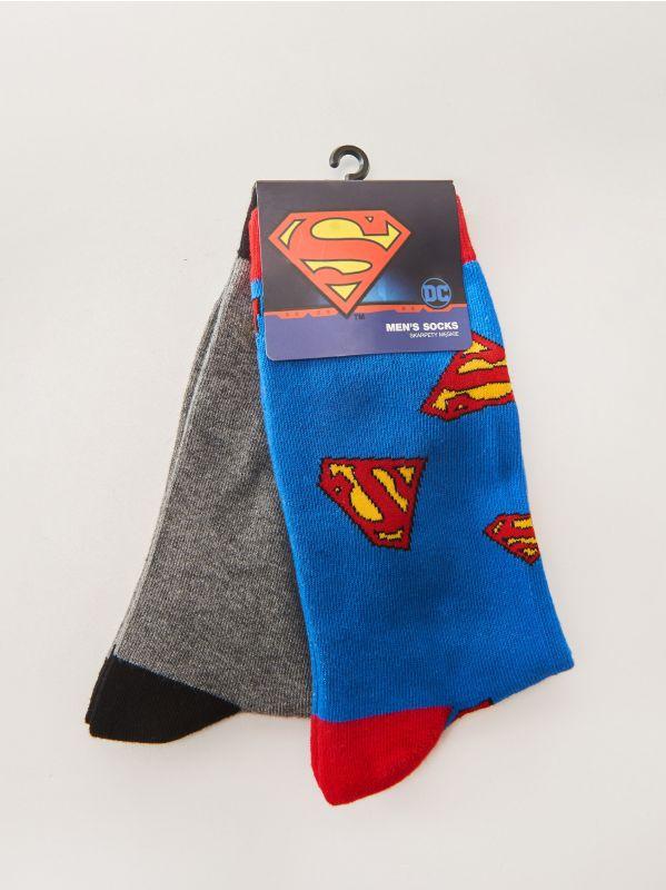 ... SUPERMAN zokni szett - többszínű - SW256-MLC - House - 1 360bb4530e