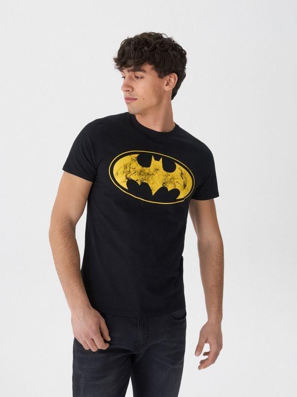 Marškinėliai Batman - juoda - VE831-99X - House - 0
