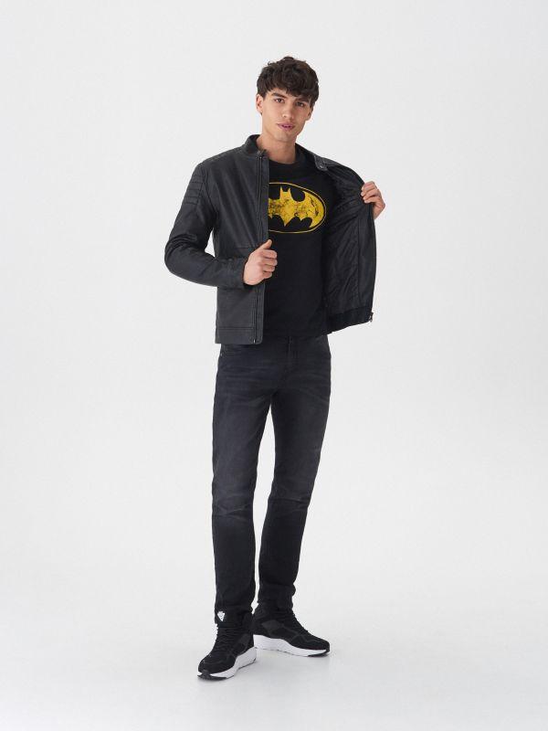 Marškinėliai Batman - juoda - VE831-99X - House - 1