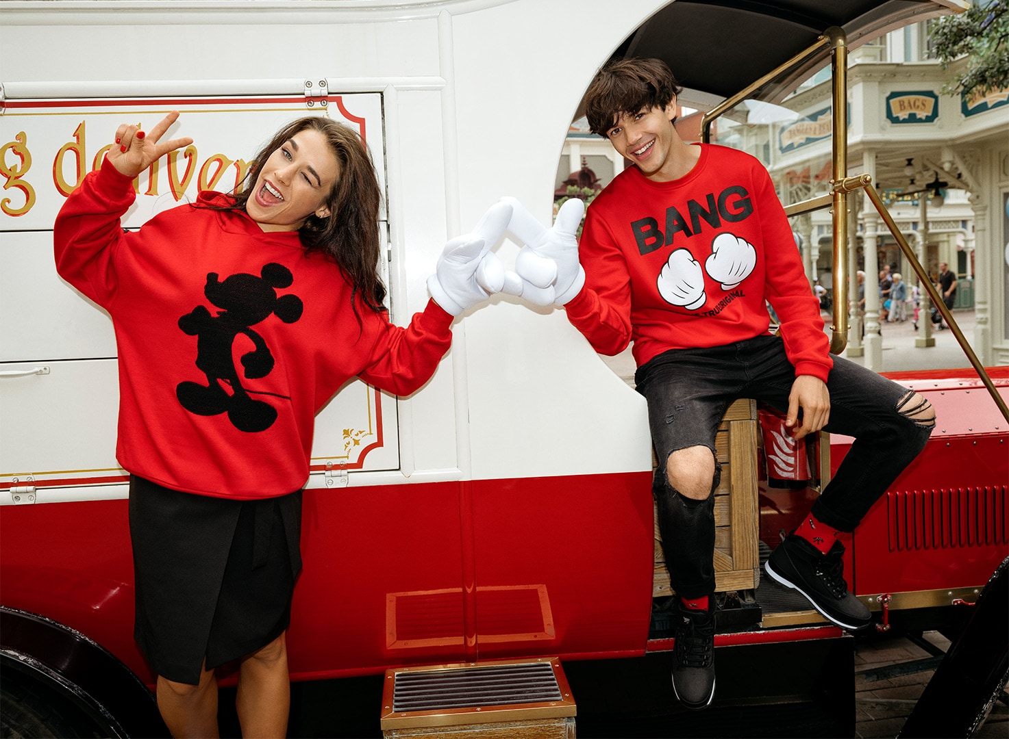 House Collection x Mickey Mouse Disney