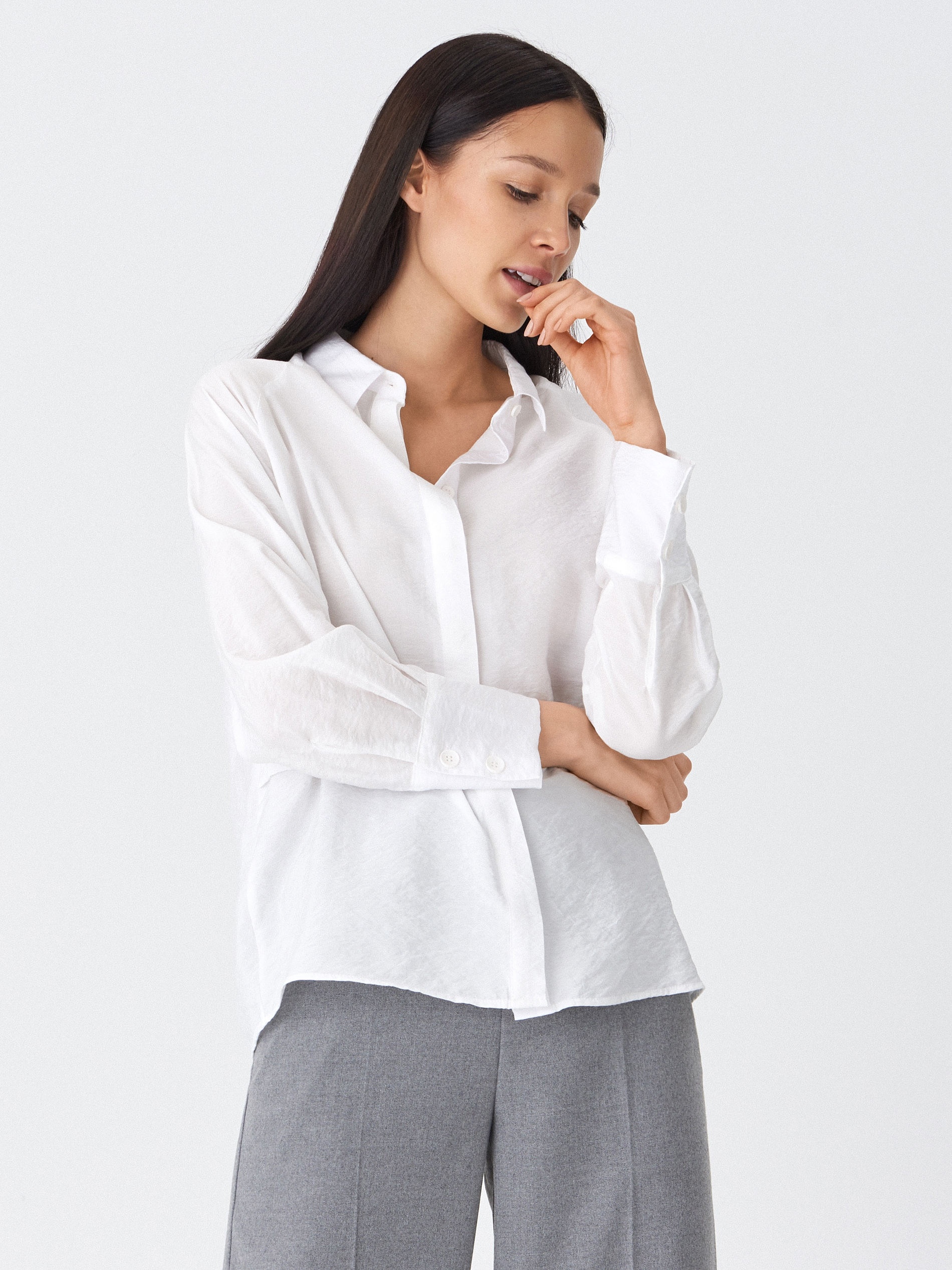 Koszula - biały - XT572-00X - HOUSE - 1