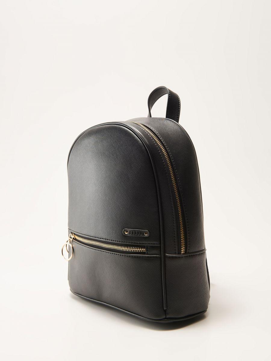 22ad1d5c03 Elegantný ruksak z eko kože