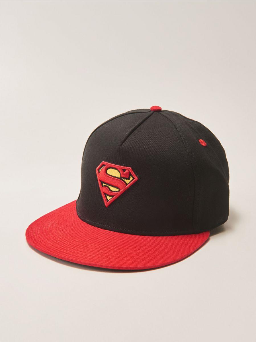 9e4787eb41 SUPERMAN baseball sapka, HOUSE, SW259-33X