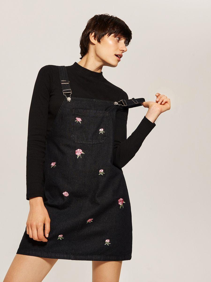befb48797684 Džínsové šaty