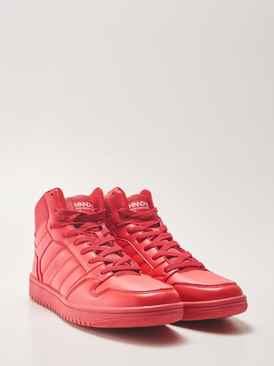 2e48d9f40706 Sneakers topánky nad členok