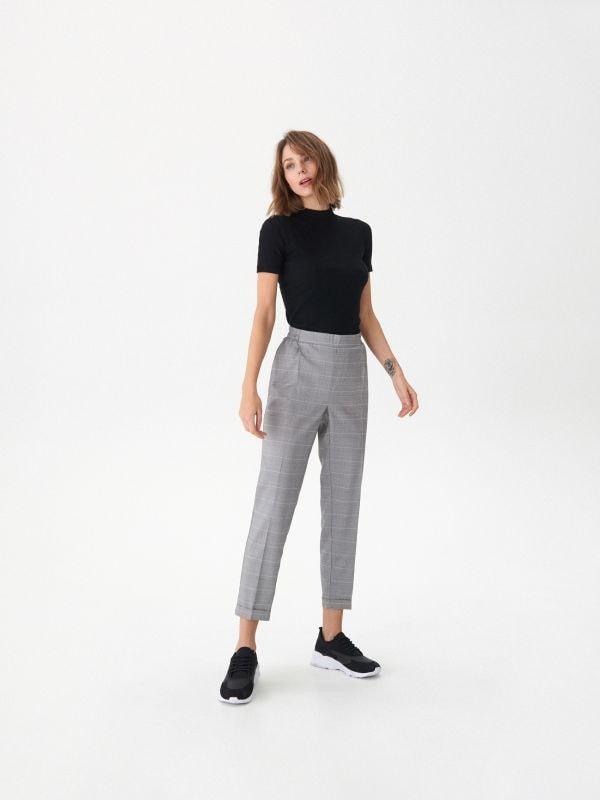 e88ec1495 Dresowe joggery · Spodnie typu jogger - wielobarwny - TW364-MLC - HOUSE