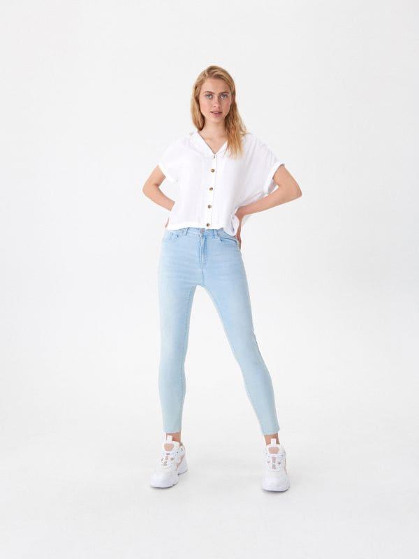 6fbc63e63893 Dámske džínsy v online obchode značky House