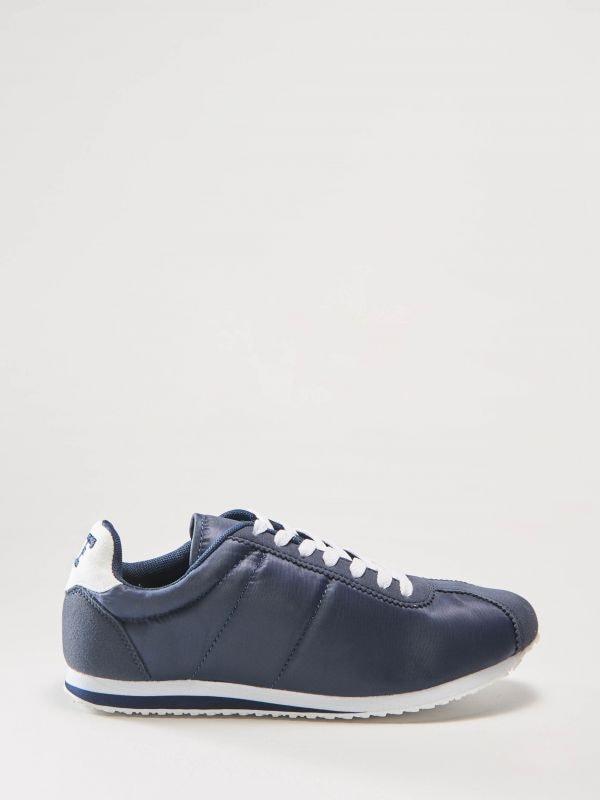 d2864b48cbc9a Loafery so strapcami · Tenisky typu sneakers - tmavomodrá - VA782-59X -  HOUSE