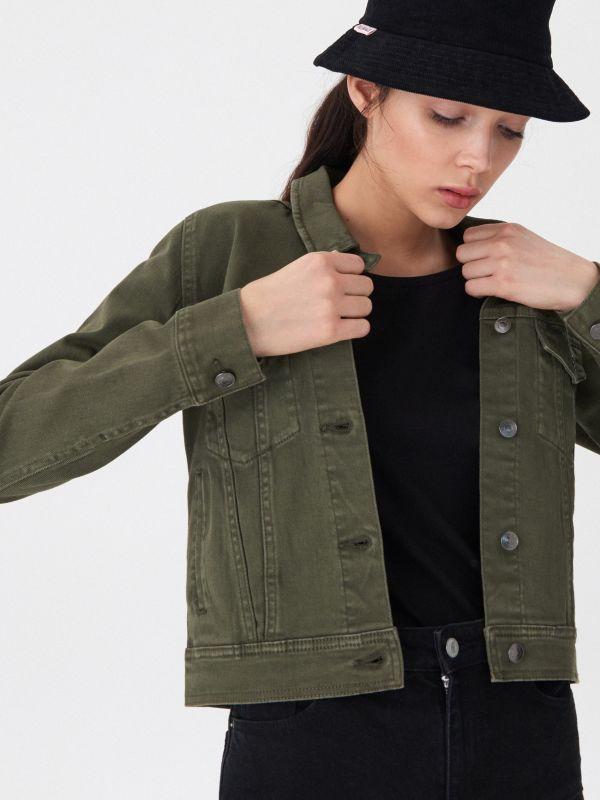 ab8beff764503 Modne kurtki, płaszcze damskie | Kolekcja House online