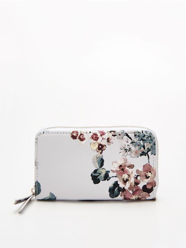 d27f5c8ea3338 Portfele damskie | Znajdź idealny portfel dla siebie w House online