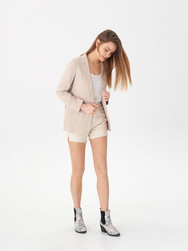 9d9dcbb133d5 Trendy dámské kabáty a bundy