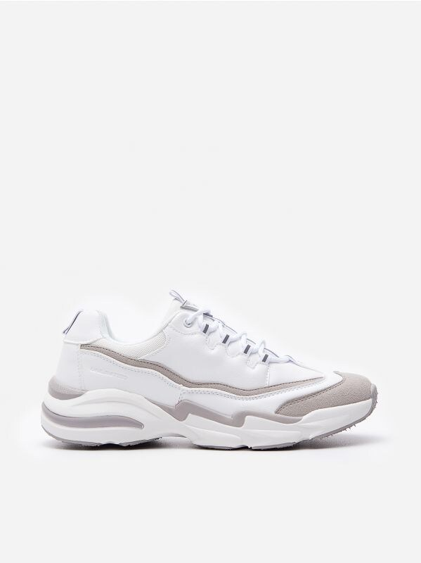 c208bd2a Sneakersy · Sneakersy - biały - WN724-00X - HOUSE