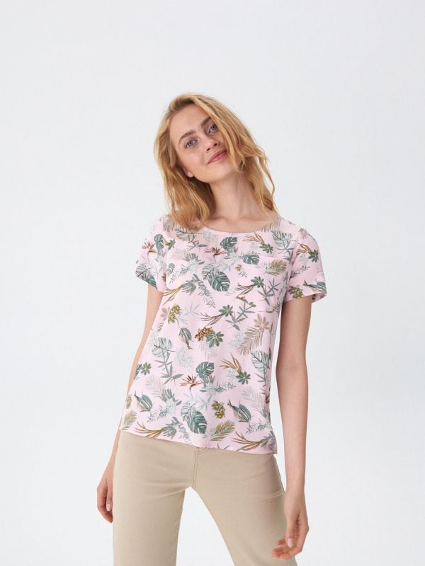 d6d1e661ef85 LADIES` BLOUSE · LADIES` BLOUSE - ružová - WT678-03X - HOUSE