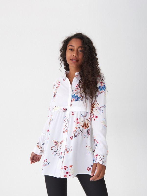 e068442cde100d Koszule damskie   Modne wzory i kroje z kolekcji House online