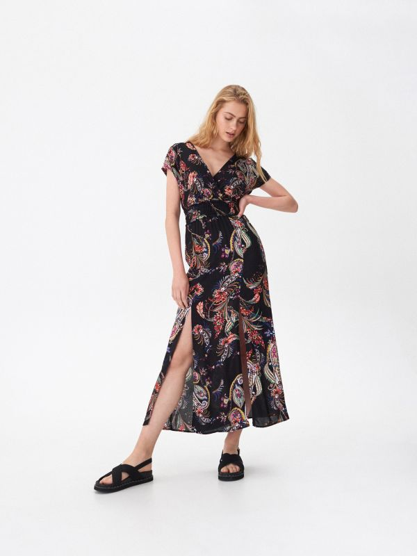 247fde652421 LADIES` DRESS · LADIES` DRESS - viacfarebná - XC096-MLC - HOUSE