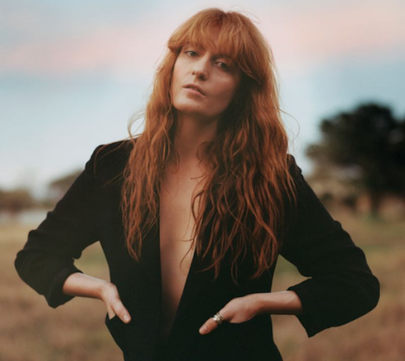 Nowe utwory Florence