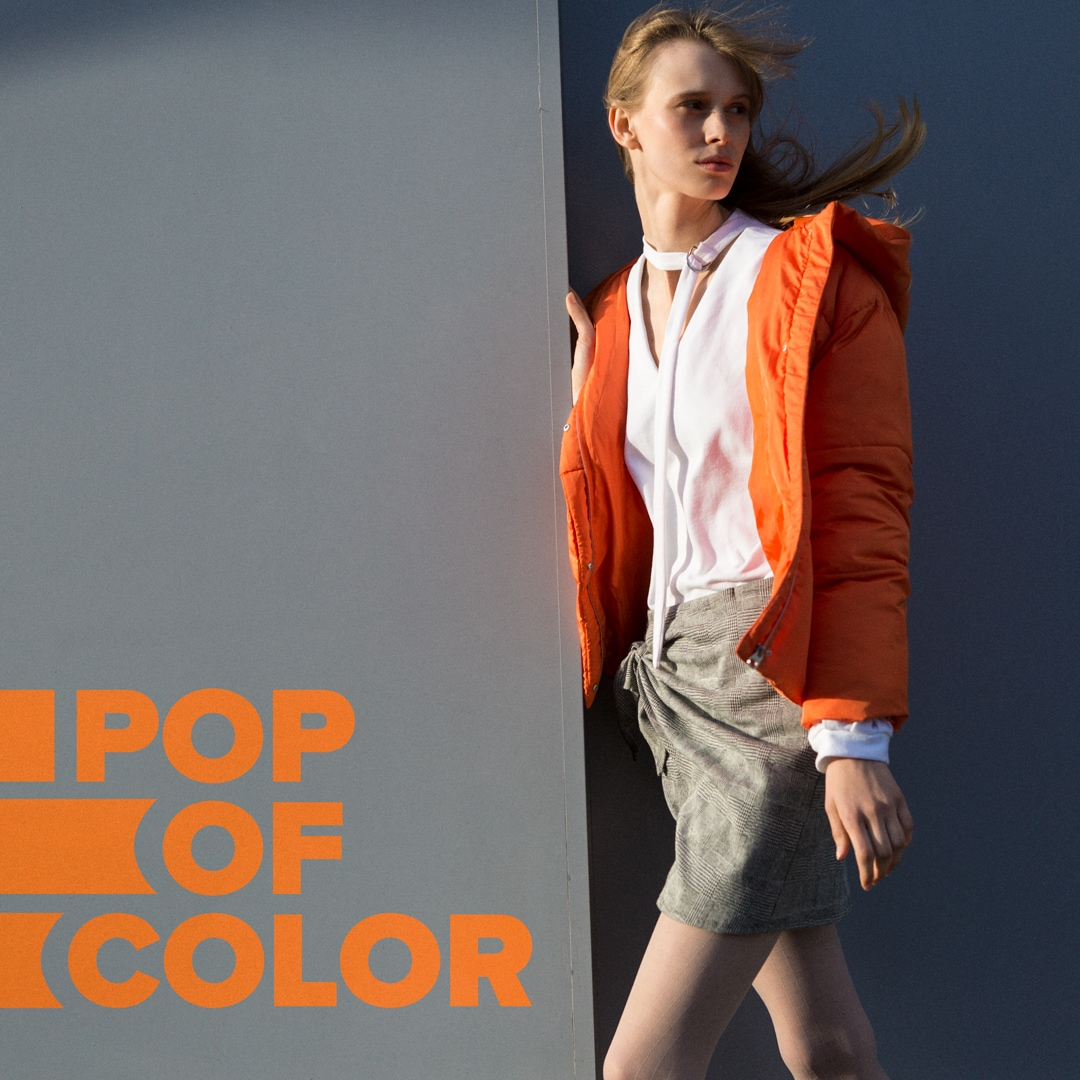 Pop of color – mocnym akcentem w kierunku jesieni