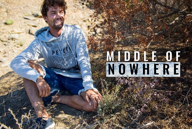 Middle of nowhere – klimatyczna Arizona zawładnęła streatwearem