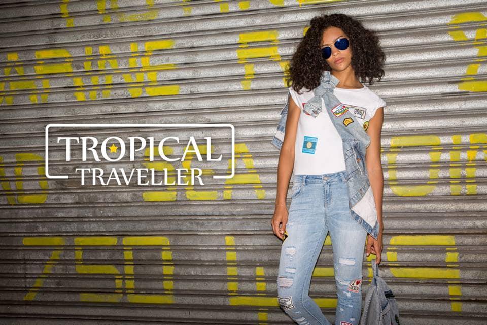 Tropical traveler – wybierz się w podróż już dziś!