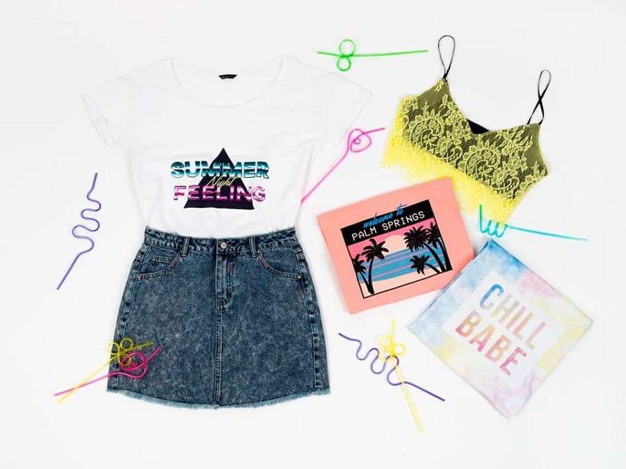 YOUTH TONIC -  rave, neony i szalone lata 90'