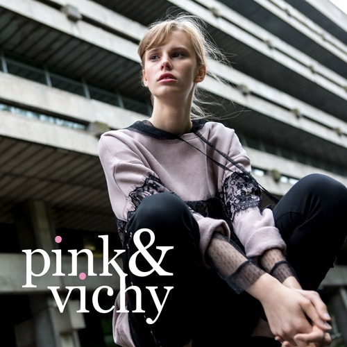 Focus na nowy trend - PINK & VICHY