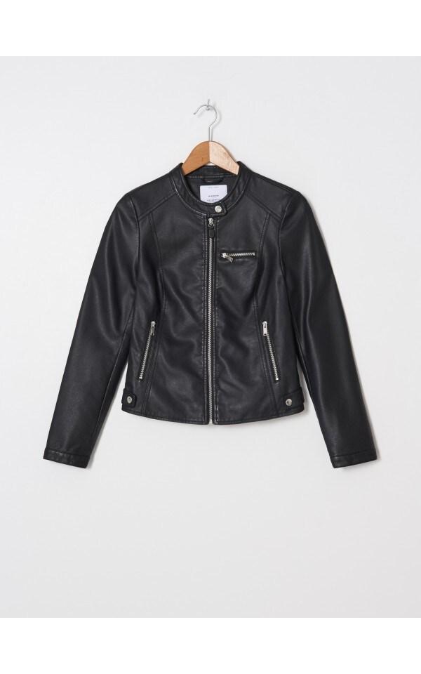 Куртка из экокожи, HOUSE, XD771-99X