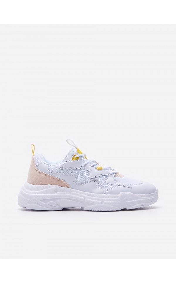 Разноцветные кроссовки на толстой подошве, HOUSE, XZ990-00X
