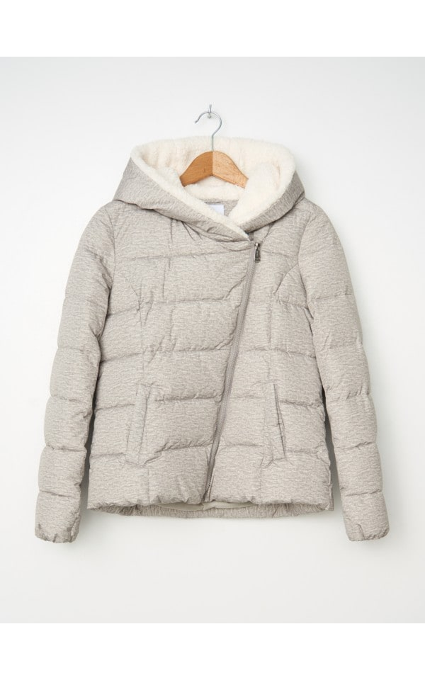 Стеганая куртка с капюшоном, HOUSE, ZH667-09M